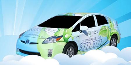 image via Clean Air Cab