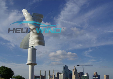 image via Helix Wind