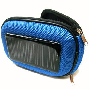 China Grabber Solar Charger Case