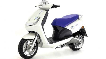 e-vivacity scooter