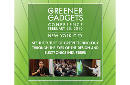 Greener Gadgets Conference