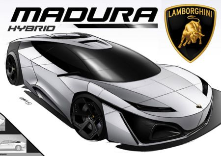 Lamborghini Madura (Concept)