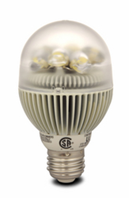 Vibrabright LED Lightbulb