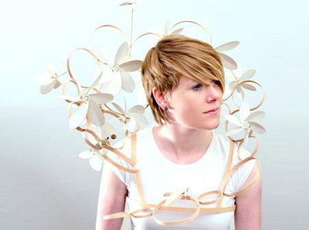 dandelion wearable windmill