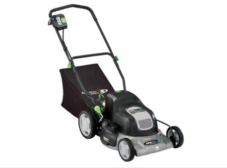 earthwise mower