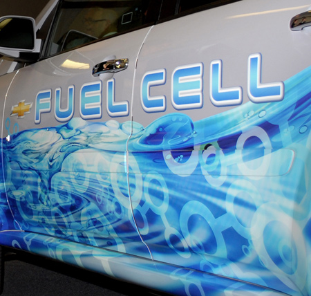 GM Hydrogen Fuel Cell