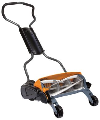 momentum reel mower