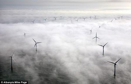 windfarm climate