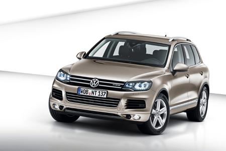 VW 2011 Touareg Hybrid