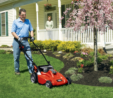 Black & Decker Mowers