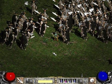 diablo 2 cow level