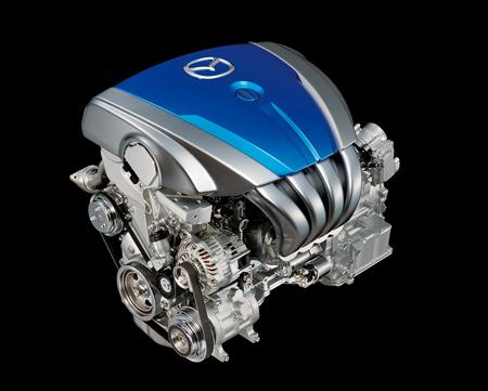 Mazda Sky D Engine