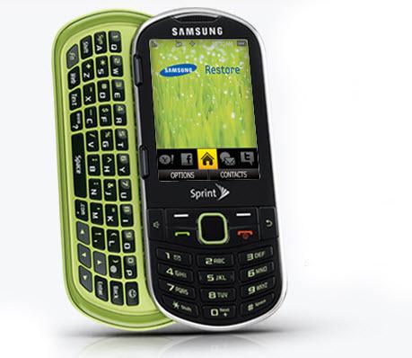 Samsung Restore