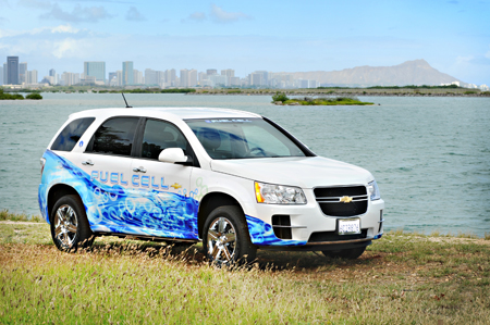 GM Hawaii Fuel Cell