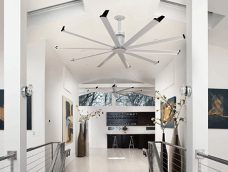 Isis Ceiling Fan Claims Higher Energy Efficiency Earthtechling