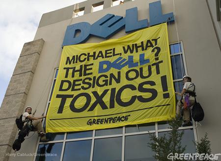 Greenpeace Dell