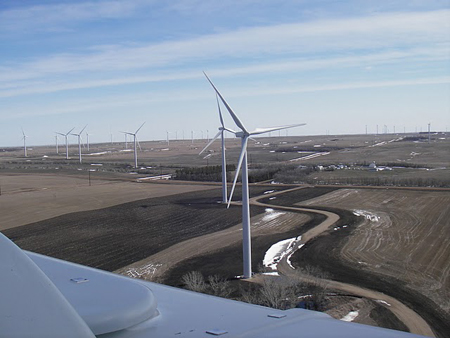 Google Wind Farm