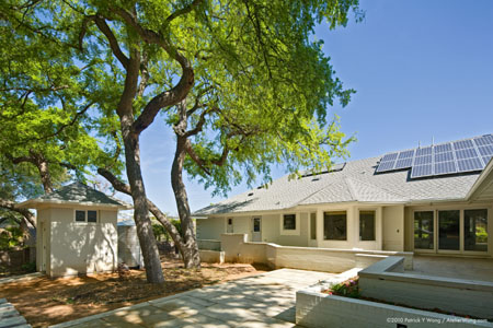 Austin Solar Home