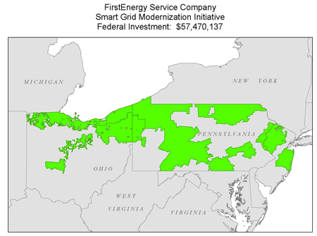 FirstEnergy Smart Grid