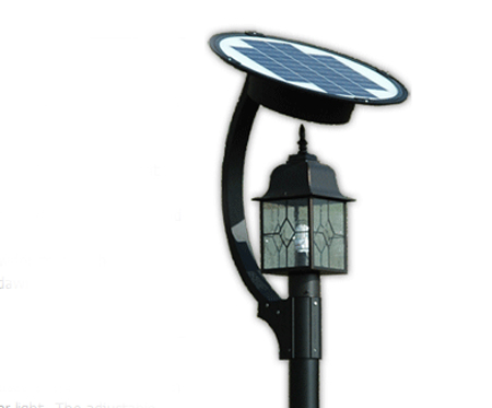 Geosis' Yosemite Series Solar Light