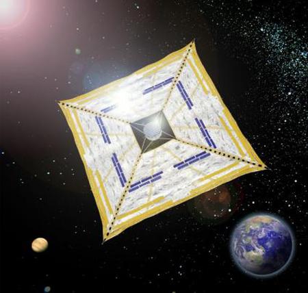 Ikaro-Solar-Sailor
