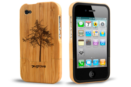 iPhone 4 Case by Grove
