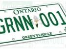 Ontario Green Car