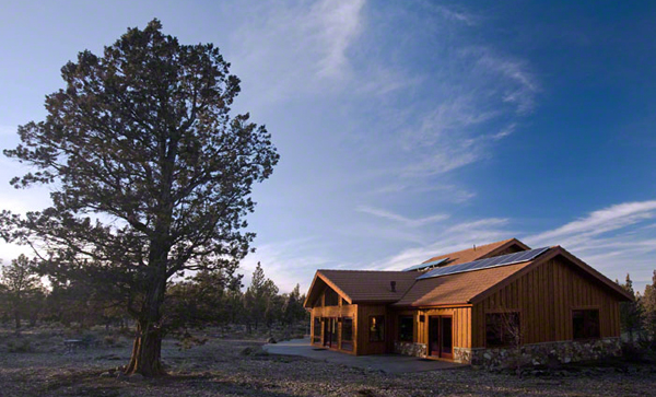 Oregon Solar Timber