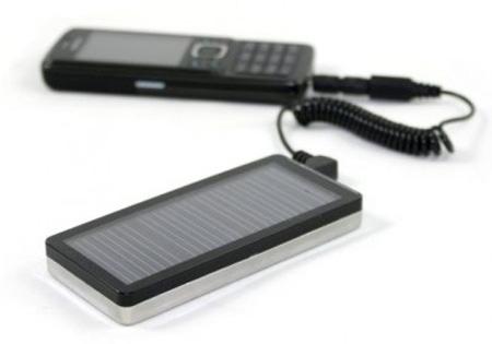 Juicebar Pocket Solar Charger