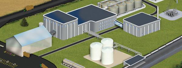 Inbicon Ethanol Plant