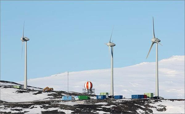 NREL Antarctica