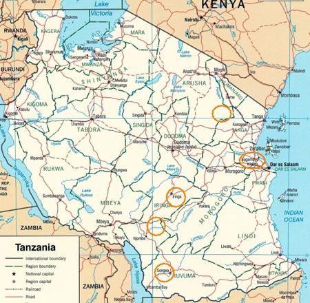 Solar Tanzania