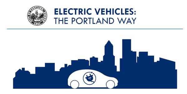 Porltand Electric Vehicle Plan