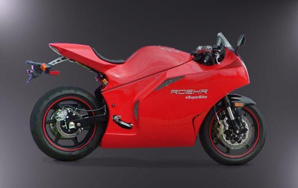 Roher Sportsbike