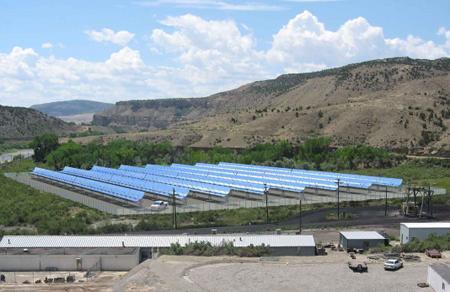 Xcel Solar Coal