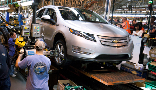 Volt Production Increase
