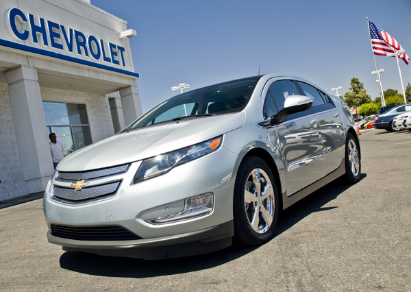 Chevy Volt Pricing