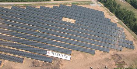 Pocono Raceway Solar Project