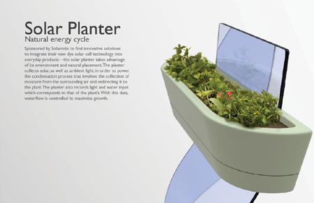 Solar Planter