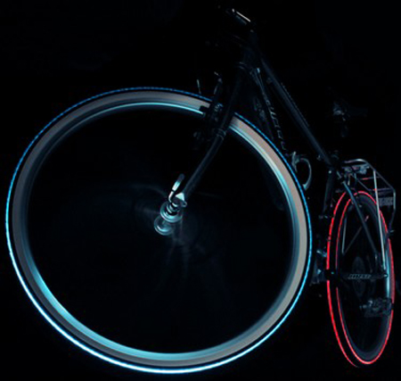 Bike Lights Earthtechling