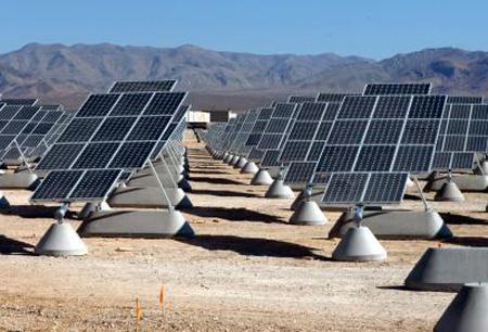 Mars Solar Tech