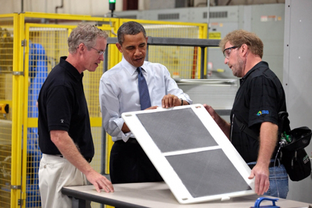 Obama Clean Jobs