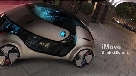 iMove Apple car