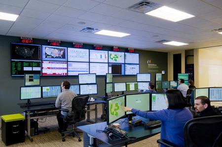 Iberdrola Control Center