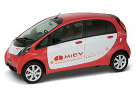 Mitsubishi EV