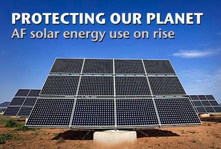 Air Force Solar Energy