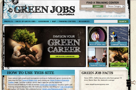 Green Jobs California