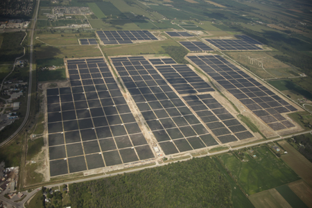 Sarnia Solar Plant