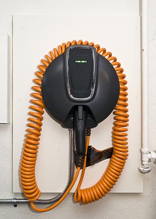 Voltec 240 V home charging unit