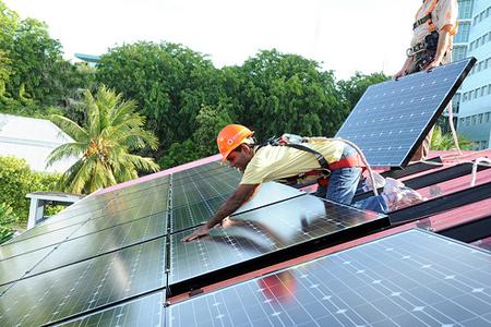 Maldives Solar